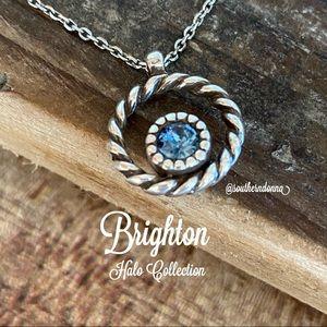 NWT Brighton Halo Reversible Necklace